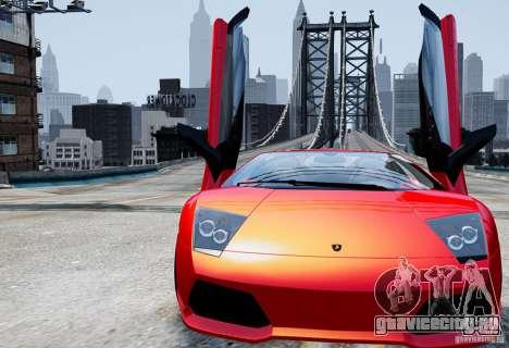 ENB Rage of Reality v 4.0 для GTA 4 четвёртый скриншот