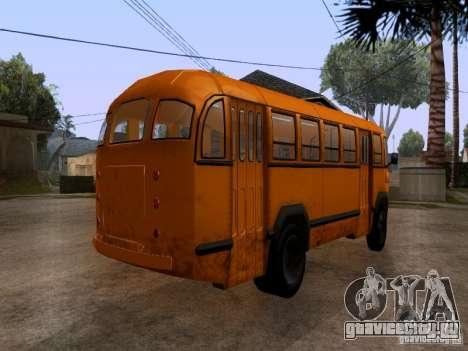 ЛиАЗ 158 для GTA San Andreas вид слева