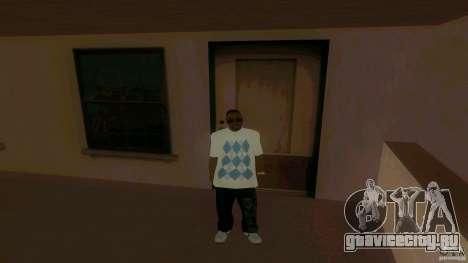 Новыи Парикмахер для GTA San Andreas третий скриншот