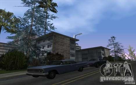 Timecyc Los Angeles для GTA San Andreas пятый скриншот