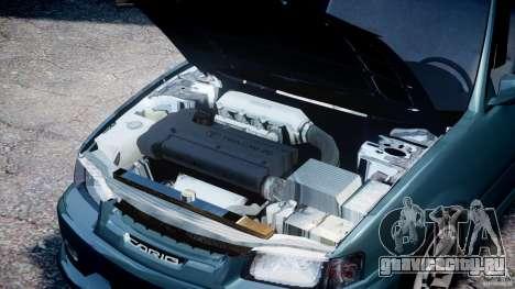 Toyota Sprinter Carib BZ-Touring 1999 [Beta] для GTA 4 вид сбоку