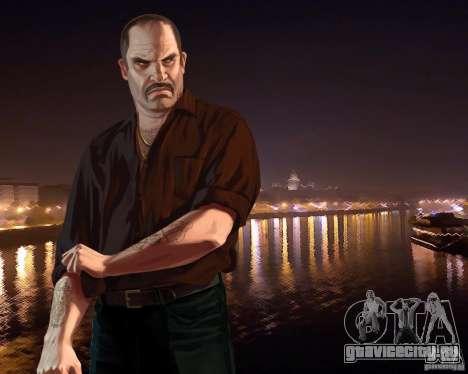 Загрузочный экран Россия в Америке для GTA 4 третий скриншот