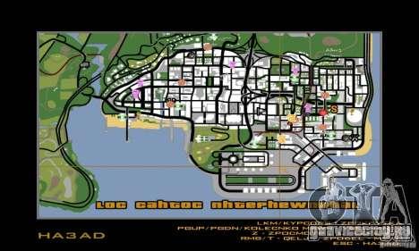 Autumn Mod v3.5Lite для GTA San Andreas пятый скриншот