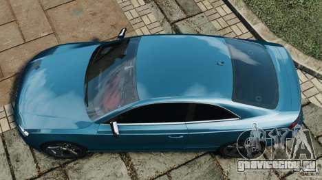 Audi RS5 2011 [EPM] для GTA 4 вид справа