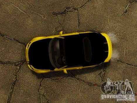 Mazda MX-5 2007 для GTA San Andreas вид сбоку