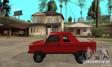 FSR Tarpan 237D (v.1) для GTA San Andreas вид слева