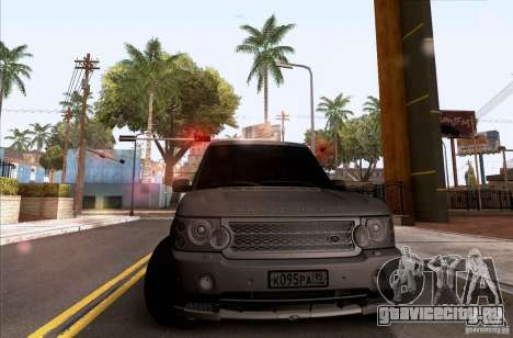 ENBSeries by HunterBoobs v2.0 для GTA San Andreas шестой скриншот