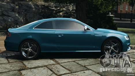 Audi RS5 2011 [EPM] для GTA 4 вид слева