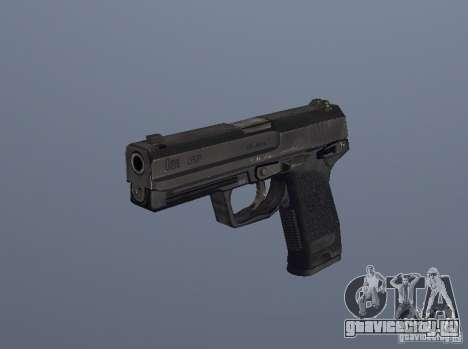 Grims weapon pack3 для GTA San Andreas третий скриншот