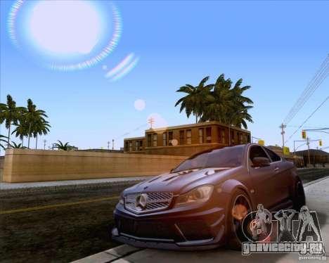 ENBSeries by Sankalol для GTA San Andreas шестой скриншот