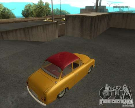 Syrena 104 для GTA San Andreas вид слева