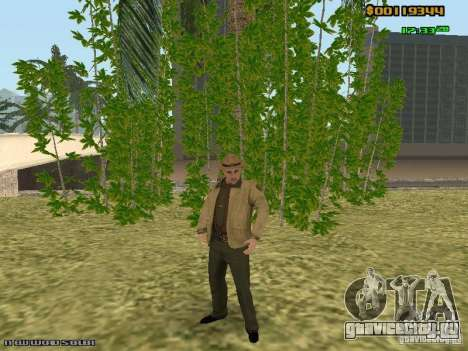 SAPD skins для GTA San Andreas шестой скриншот