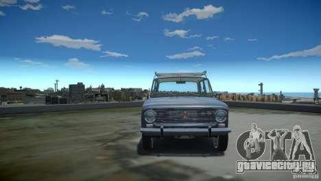 ВАЗ 2101 Stock для GTA 4