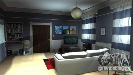 Retextured Lopez Apartment для GTA 4