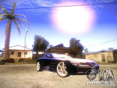 New ENBSEries 2011 v3 для GTA San Andreas второй скриншот