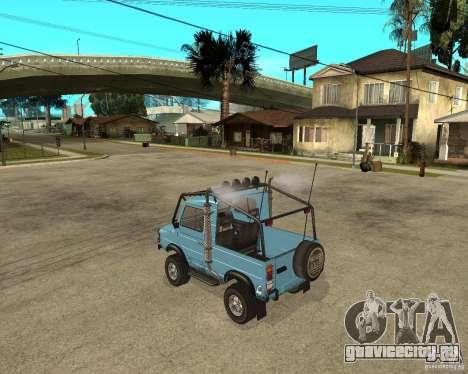 ЛуАЗ-969М Тюнинг для GTA San Andreas вид слева