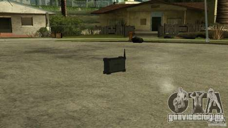 Flash из CoD MW2 для GTA San Andreas