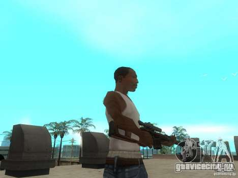 Винтовка ВСС Винторез для GTA San Andreas четвёртый скриншот