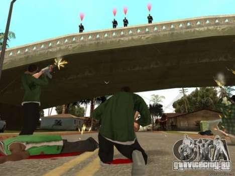 Двойник V4.0 для GTA San Andreas второй скриншот