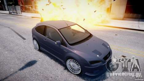 Ford Focus ST (X-tuning) для GTA 4