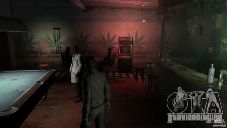 Rasta Bar для GTA 4 четвёртый скриншот