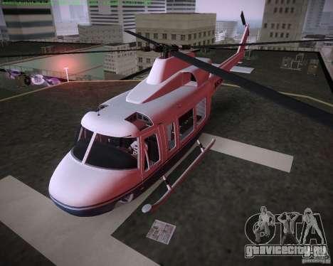 HD Maverick для GTA Vice City вид сзади слева