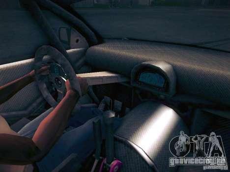 Colin McRae R4 для GTA San Andreas вид сзади