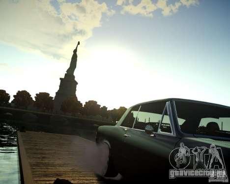 Pontiac GTO DF для GTA 4 салон