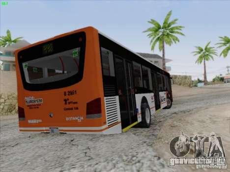 Design X4 для GTA San Andreas вид изнутри