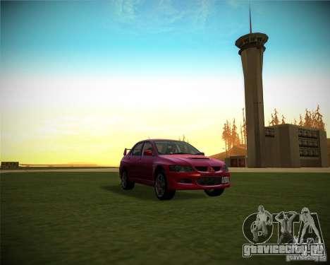 ENBSeries by Sashka911 v4 для GTA San Andreas пятый скриншот