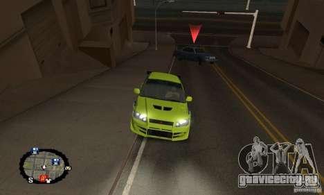 Уличные гонки для GTA San Andreas одинадцатый скриншот