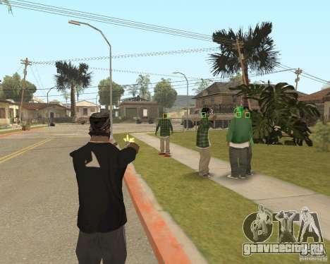 Mark and Execute для GTA San Andreas второй скриншот
