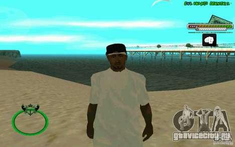 Nigga HD skin для GTA San Andreas