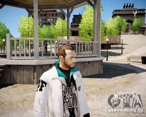 Young Niko для GTA 4 третий скриншот
