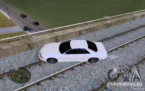 Русские Рельсы для GTA San Andreas двенадцатый скриншот