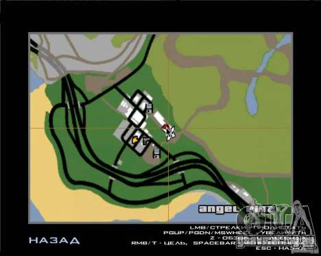 Развозчик ёлок для GTA San Andreas второй скриншот
