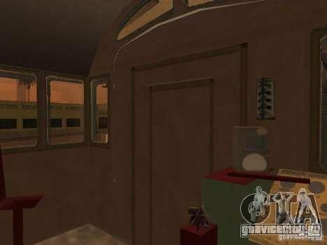ТЭМ1 0786 для GTA San Andreas вид сзади