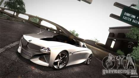 BMW Vision Connected Drive Concept для GTA San Andreas