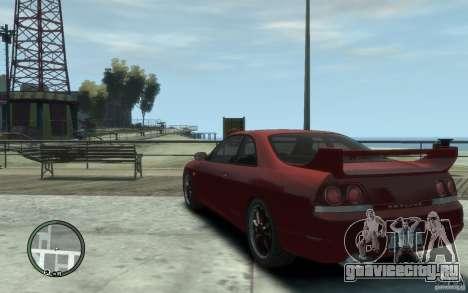 Nissan Skyline GT-R V-Spec 1998 для GTA 4