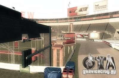 NFS:Shift Drift Tracks для GTA San Andreas четвёртый скриншот