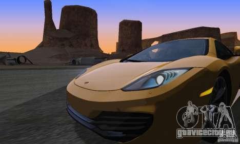 ENBSeries by dyu6 Low Edition для GTA San Andreas третий скриншот