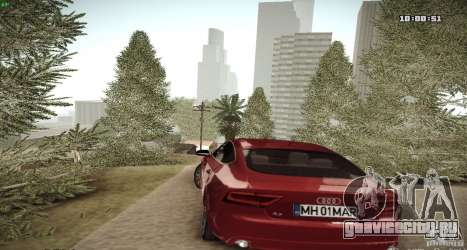 ENB Graphics Mod Samp Edition для GTA San Andreas четвёртый скриншот