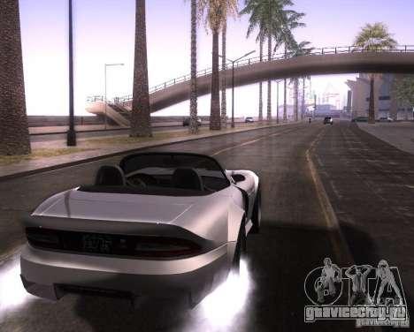 ENBSeries для Ultra Pack Vegetetions для GTA San Andreas шестой скриншот