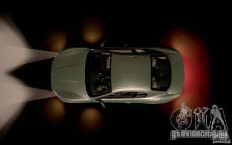 Maserati Gran Turismo 2008 для GTA San Andreas вид справа