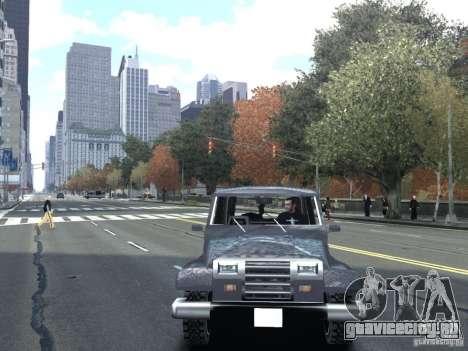 Mesa из GTA San Andreas для GTA IV для GTA 4 вид справа