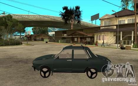 Dacia 1300 Cocalaro Tzaraneasca для GTA San Andreas вид слева