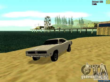 New Graph V2.0 for SA:MP для GTA San Andreas пятый скриншот