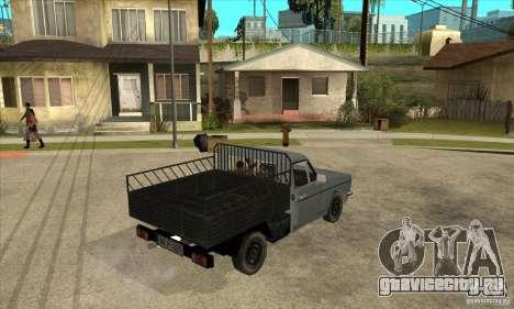 Anadol Pick-Up для GTA San Andreas вид справа