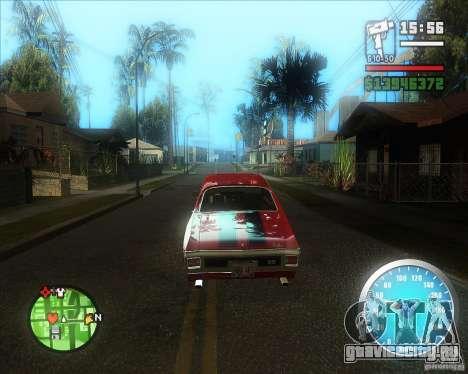 MadDriver s ENB v.3.1 для GTA San Andreas второй скриншот