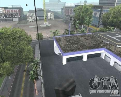 Украшение автосалона Wang Cars для GTA San Andreas третий скриншот